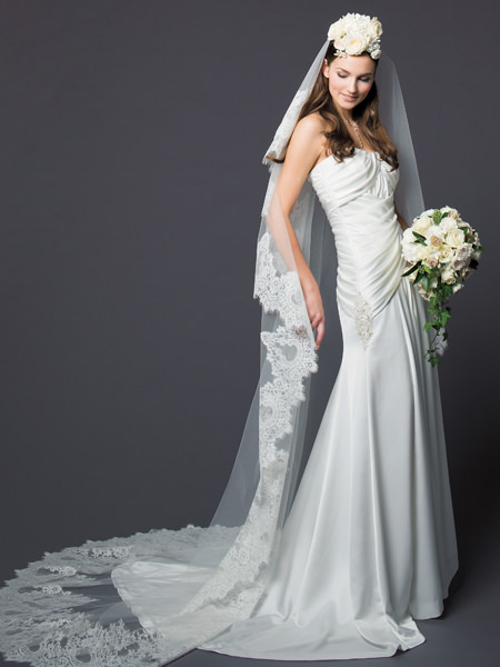 FMN WEDDING DRESS