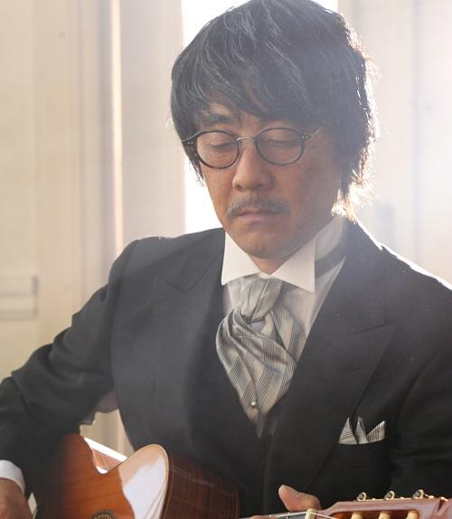 山崎まさよし 新曲のMVに白金倶楽部チャペルが使用されました