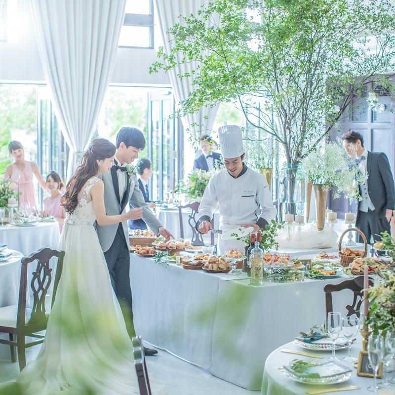 【みんなのウエディング 口コミランキング】4年連続1位受賞!