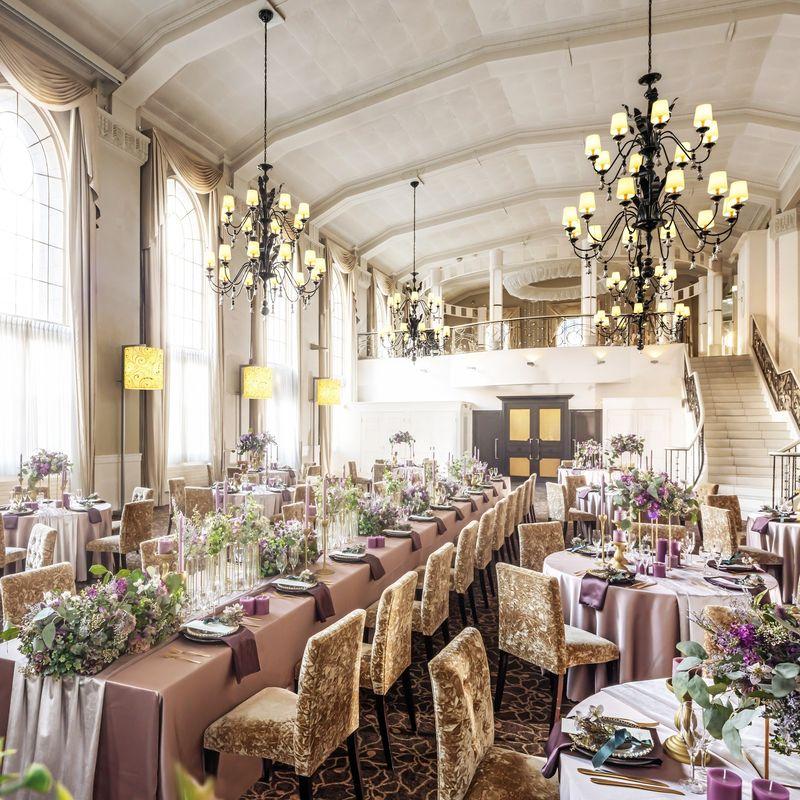 """5年連続""""みんなのウエディング""""口コミランキング 第1位""""受賞!"""