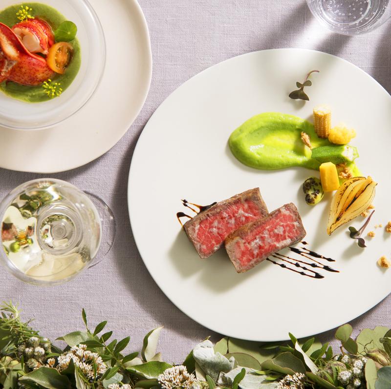 ■【料理重視の方必見】人気の試食×プール付ガーデン体験フェア