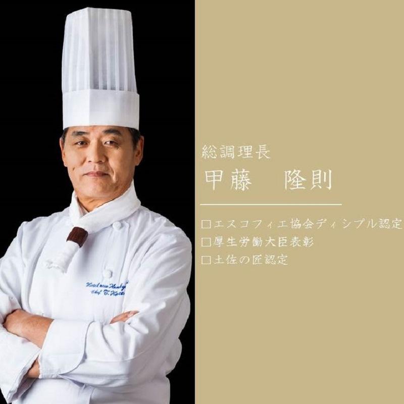 世界料理オリンピック銀メダル受賞☆グランドフェア