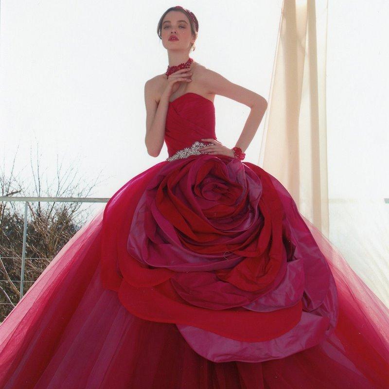 新作ブランドドレス試着&撮影フェア☆最高の一枚を最高の場所で