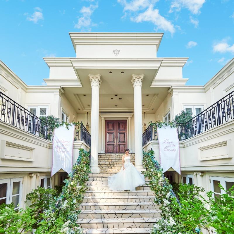 【先着7組】森のチャペル&大階段2大体験×3万円フルコース