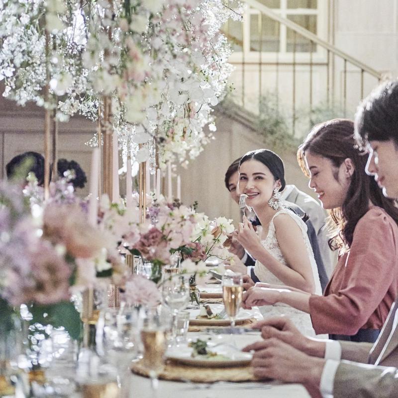 【20名~30名会食・お披露目】アットホーム少人数婚フェア