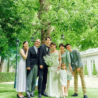 おしゃれ花嫁必見★緑に囲まれた一軒家でガーデン演出体験フェア