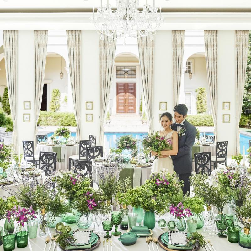 HP限定!大人気【特選牛フィレ&厳選ポタージュ】憧れの大階段で花嫁体験