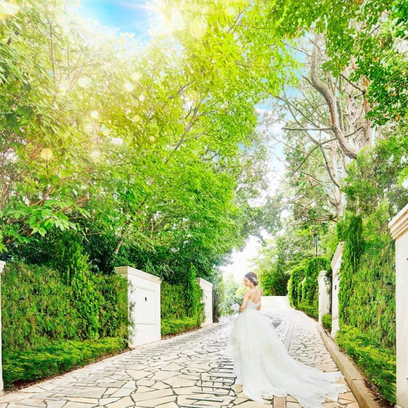 【月1BIG*150万特典付】森の貸切邸宅&ガーデン体験×絶品試食