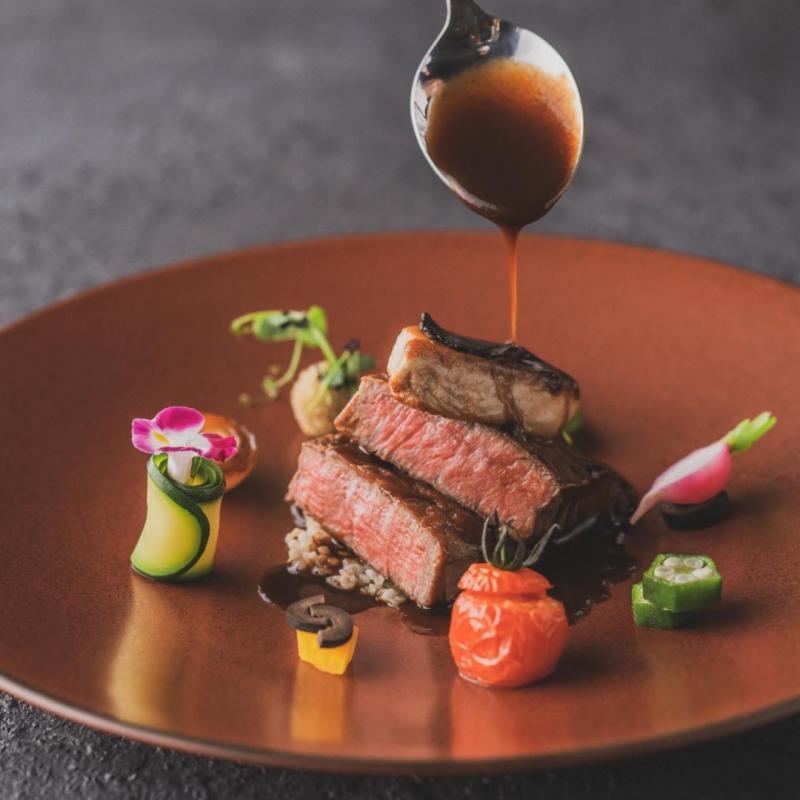 最低価格保証【口コミNo1】大自然のガーデン体感×2万円相当美食会