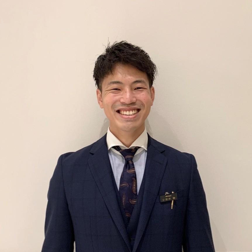 AQUA GARDEN TERRACE(大阪)の支配人の和久井理絵