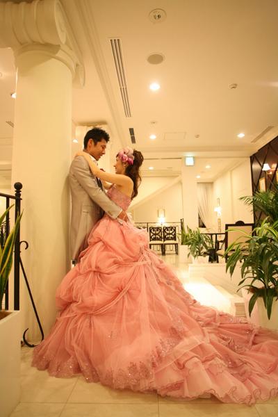 とても素敵な結婚式になりました!