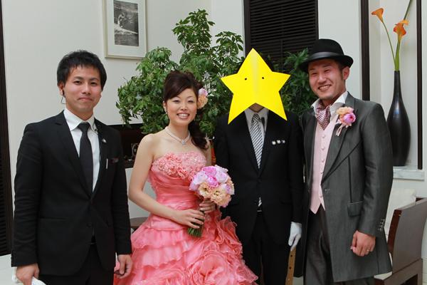スターリーマンとプランナーの田中さん
