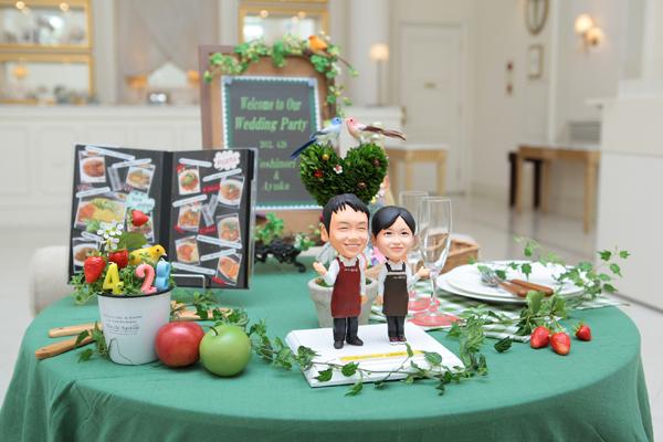 私達のテーマ『midori cafe』