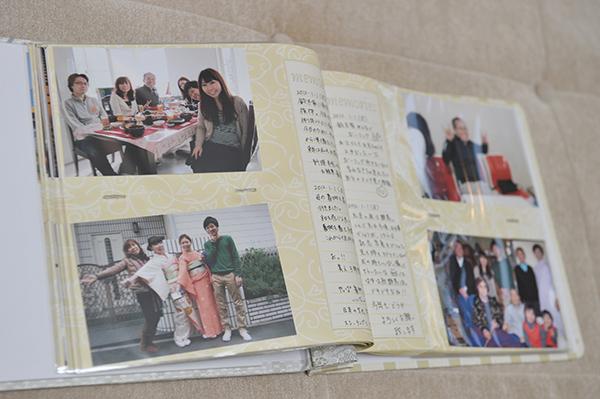 結婚式までの思い出を形に残したく、入籍日から挙式当日までの日記を書きました