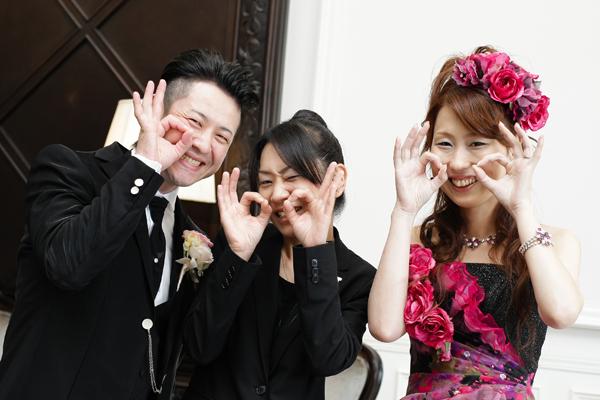 大好きな迫田さんと(●^o^●)担当が迫田さんで良かった!本当にありがとうございました♪
