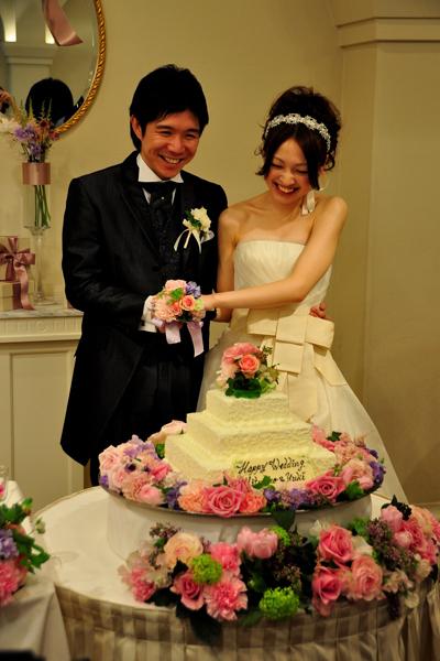 ケーキが大好物の2人・・・「美味しそ~!!」