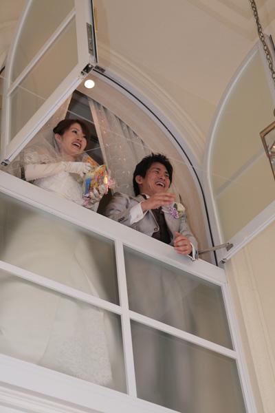 名古屋の結婚式といえば菓子まき!