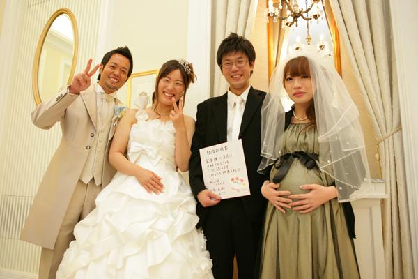 結婚式ができなかった弟夫婦へのサプライズ結婚式