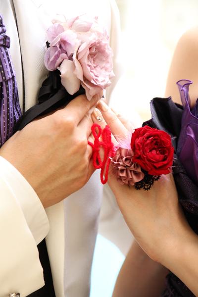 バラの指輪は彼からのサプライズプレゼントでした