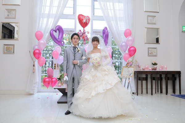 Happy Wedding 2012.3.17