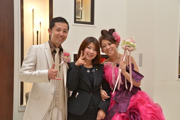気さくに何でも相談できたプランナーの井澤さん、本当にありがとうございました!