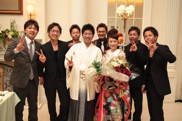 池田のEXILEさん 迫力あるダンスと歌で大盛り上がりでした♪