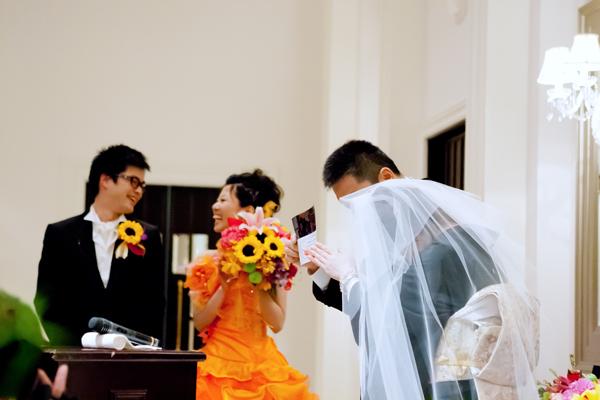 両親へのサプライズ結婚式☆大成功(^^)v