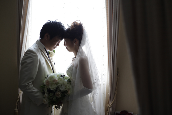 素敵な結婚式にしようね