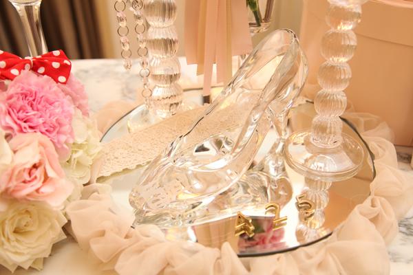 プロポーズで貰ったガラスの靴
