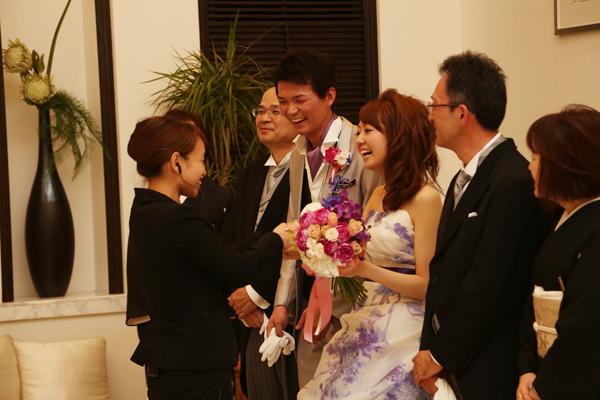 プランナーの徳江さん、最後まで有難うございました。