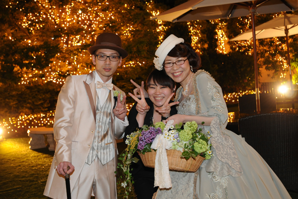 最後にプランナーの小澤さんと。本当にありがとうございました!