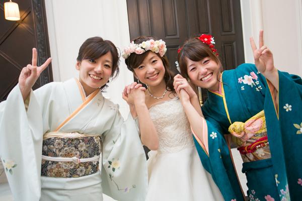 いつまでも仲良し三姉妹で!