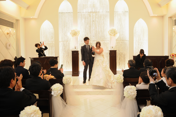 人前式 結婚の証はみんなと1つになった事です!