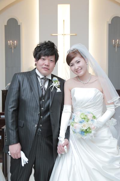 2014,02,16   結婚式のはじまり