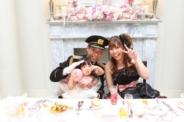 たくさんの愛情に包まれた結婚式でした☆幸せな家庭を築くことで、<br /> 恩返ししていきたいと思います!!