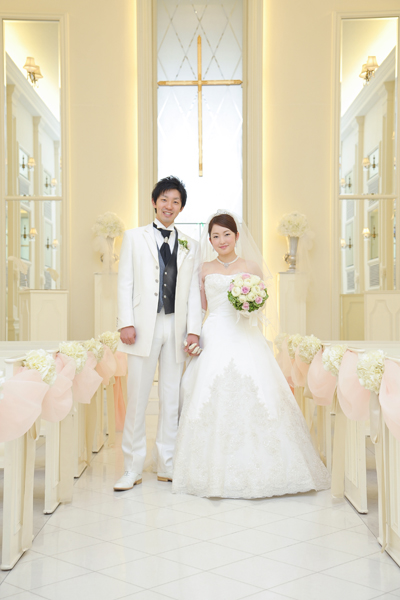 2014年10月11日☆私たち結婚しました