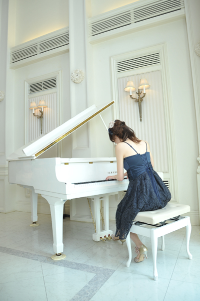 新婦妹によるピアノ演奏♪