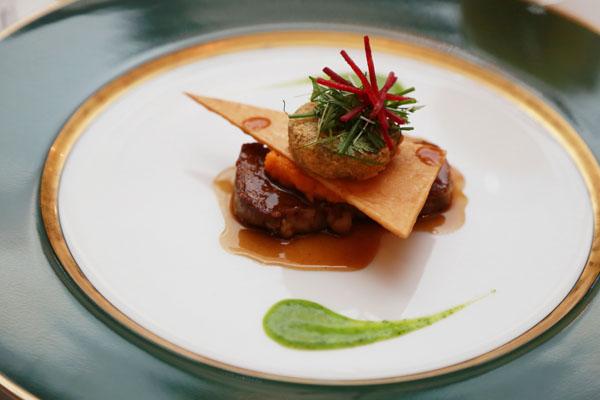 TERAKOYAさんのお料理は、ゲストの皆様からとても美味しいと大好評でした。