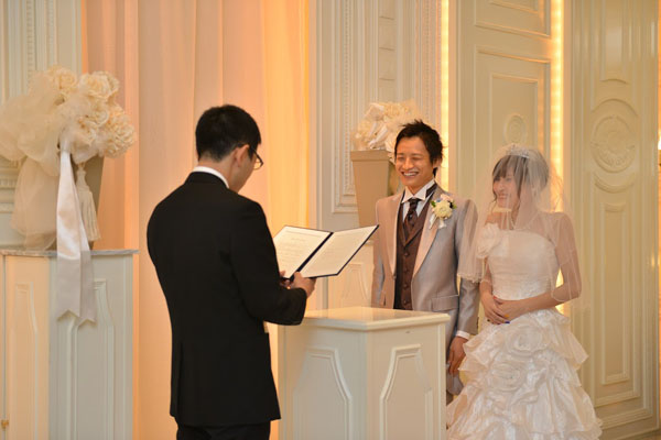 私達の大好きな主治医の先生に「結婚同意書」をとってもらいました
