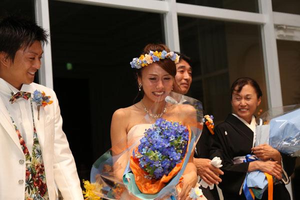 郁也さんからのサプライズは言葉に表せないほど嬉しかった