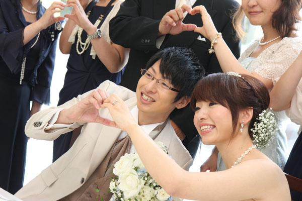 結婚式は、楽しむことが何より大切!!