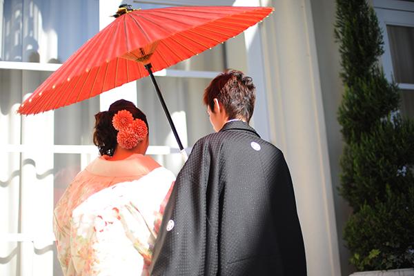 番傘入場もかっこよくきまりました。
