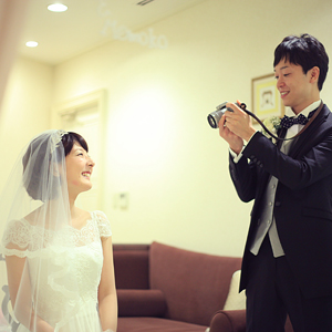 Let's take a picture!!