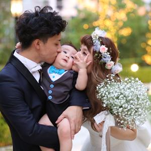 感謝 ~かすみ草Wedding~