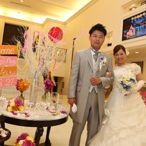 ぴーぴ&どんちゃんの Happy Wedding