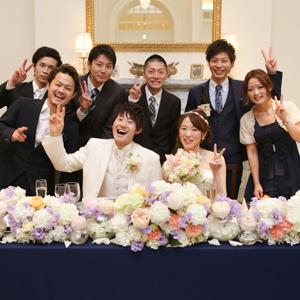 パン wedding