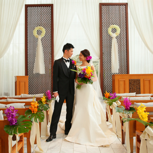 Resort Wedding