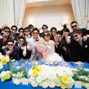 Happy Wedding ~繋がりの1日~