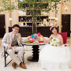 Picnic Wedding ~楽しい結婚式~