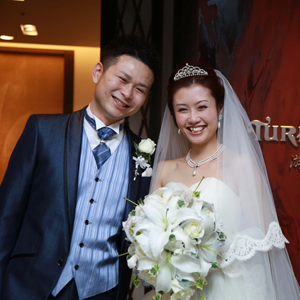 Natural Wedding@MINATOMIRAI